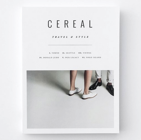 Cereal Magazine - Volume 11