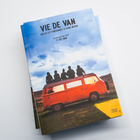 Life de Van Book by Julien de Go-Van