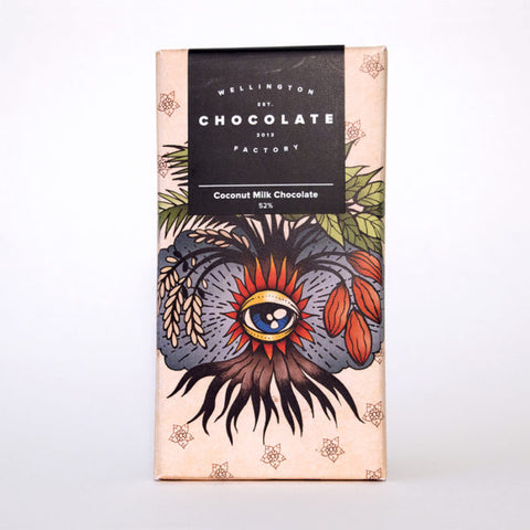 Wellington Chocolate Factory - Coconut Milk