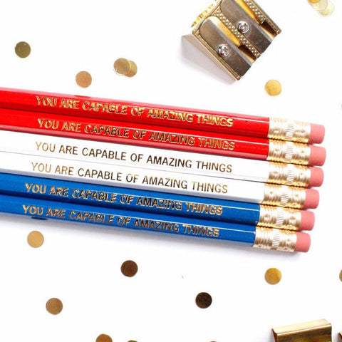 You are Capable Pencils