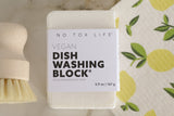 Dish Block Zero Waste Dish Bar