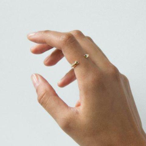 Angular Open Ring