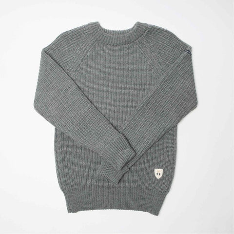 Pacha Grey Anthracite Sweater