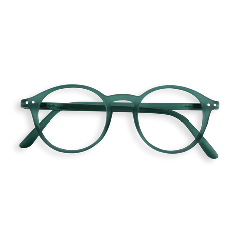 Reading Glasses - Forest Green