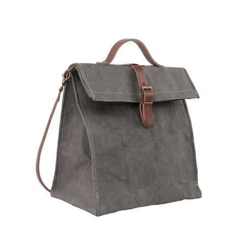 Tracolla Charcoal Lunch Bag