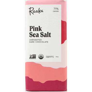 Raaka Sea Salt Chocolate