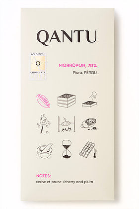 Qantu Chocolate Morropon 70%