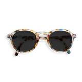 Sunglasses F - Foldable Blue Tortoise