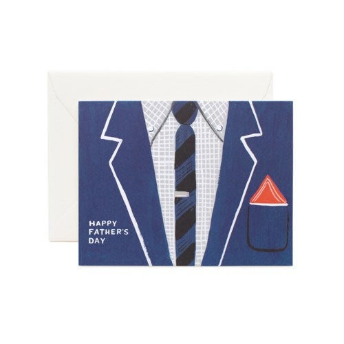 FATHER'S DAY SUIT CARD - Rifle Paper Co.