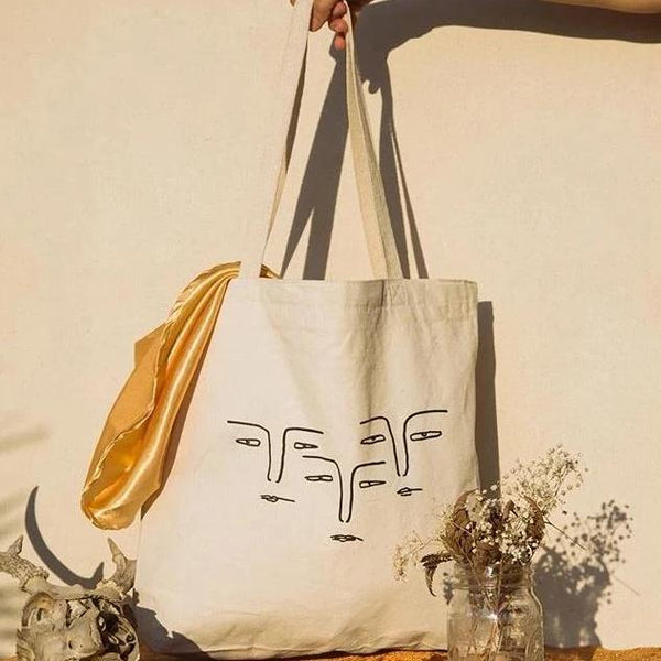Wednesday Society Limited Edition Tote