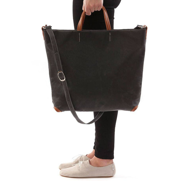 Alle Tote Bag Black