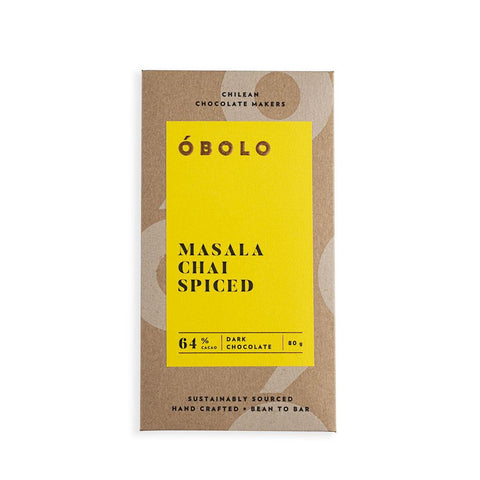 Masala Chai Spiced Chocolate