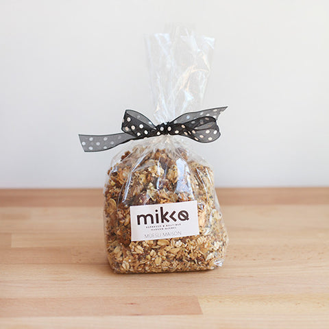 Roasted Organic Muesli