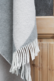 Moon Soft Grey Throw