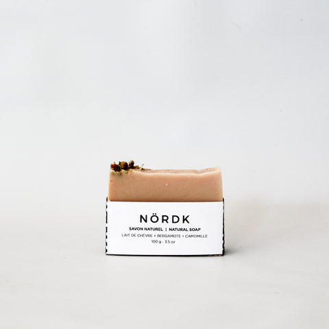 Camomile Goat's Milk Soap by NÖRDK