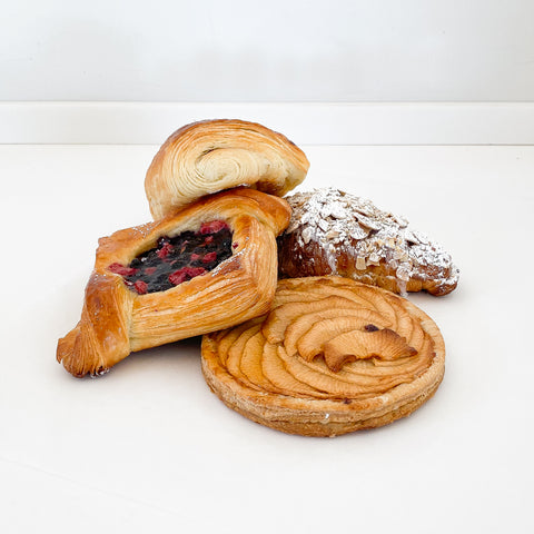 Pastry Mixed Box 4