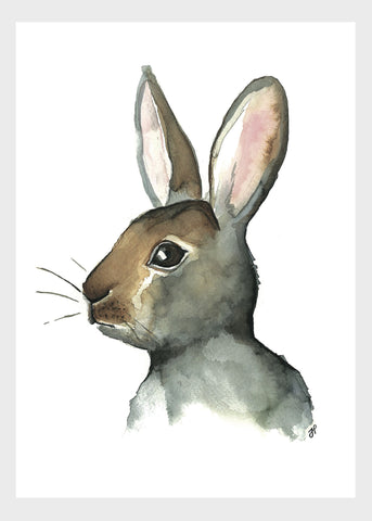 Rabbit Print - Mikko x Julia Haney