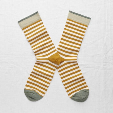 Socks Honey Stripes