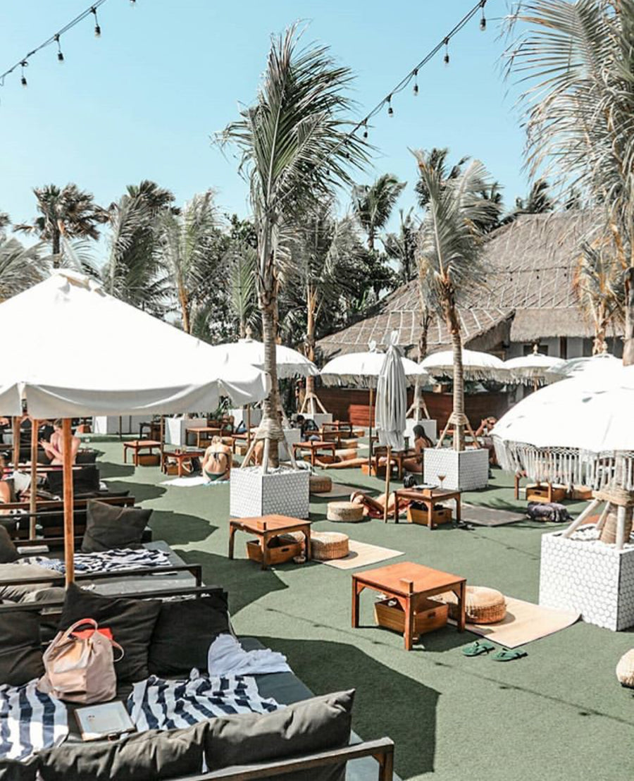 bali's best beach clubs