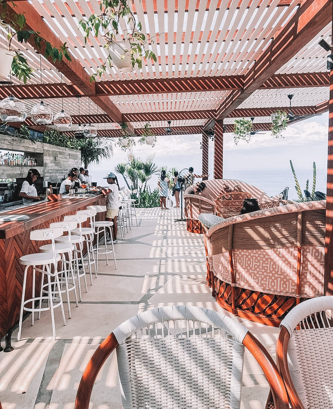 best beach clubs bali
