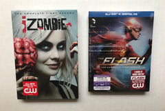 DC Blu-ray bundle - ARROW, GOTHAM, FLASH, iZOMBIE