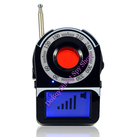 Anti-Spy Bug Detector Camera Lens GSM GPRS Finder CC309