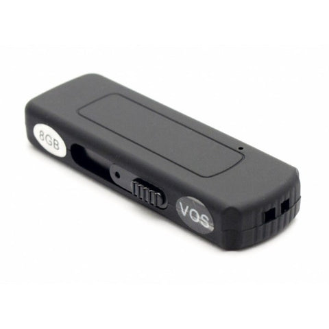 Spy USB Voice Activated Digital Audio Recorder / 20-24 Hours