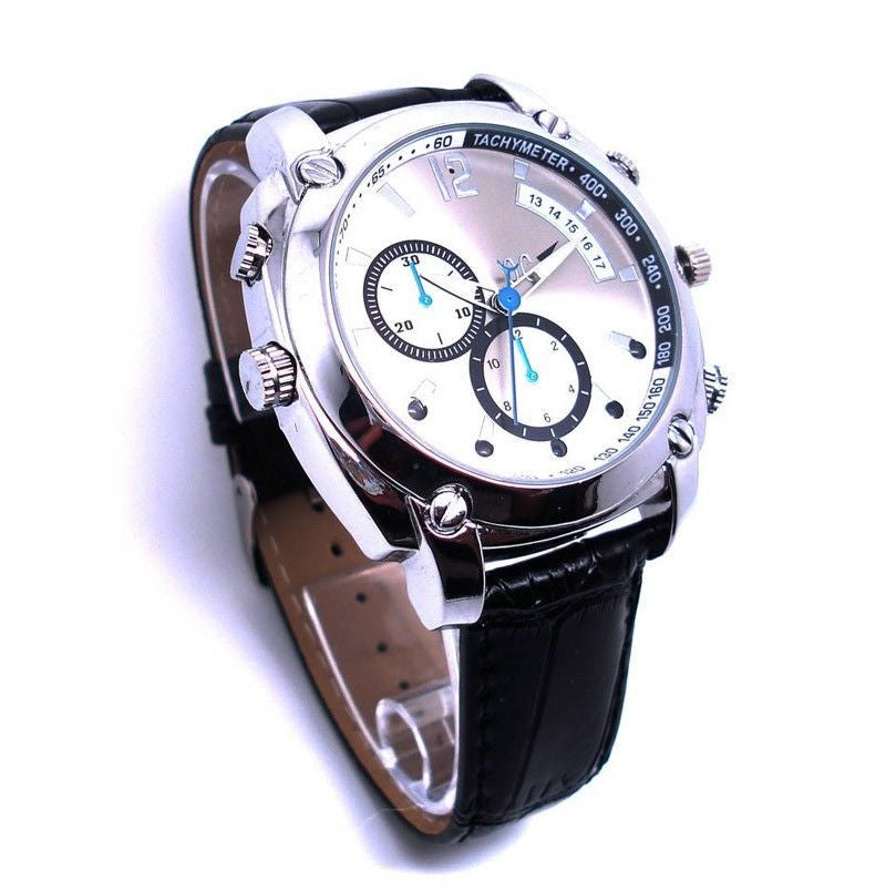 32GB Watch Camera 1080P HD - 2 Hours Recording Time