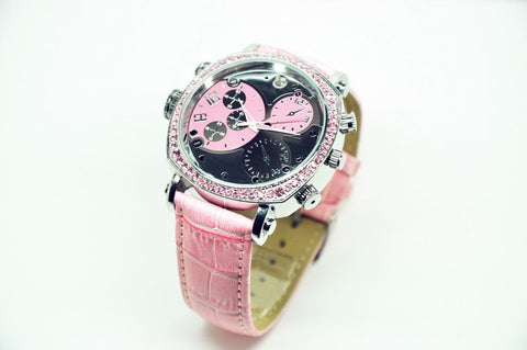 Women Female Ladies Spy Watch HD and Night Vision