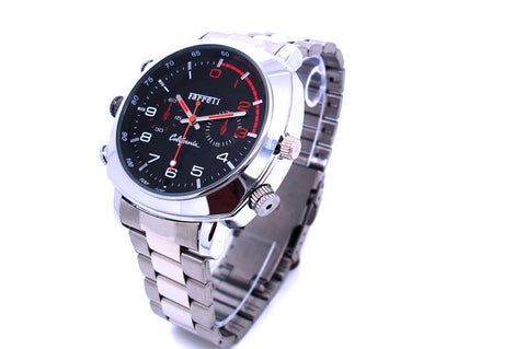 32GB Watch Camera HD 1080P - 2 Hours Battery Life