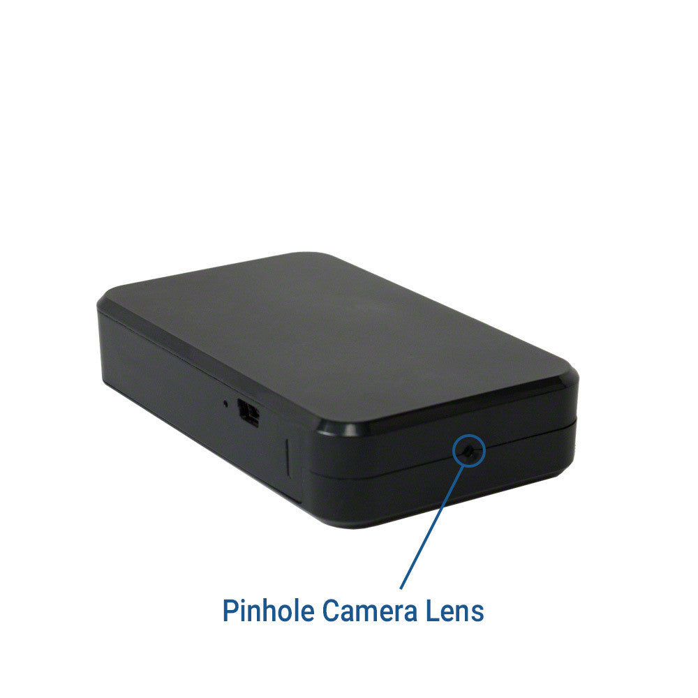 WiFi Black Box Camera 1080P High Resolution Remote Access Live View