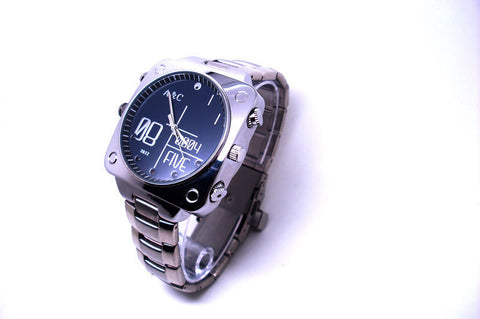 Spy Watch 1080P High Definition Hidden Camera Night Vision