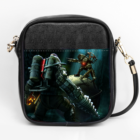 Bioshock Big Daddy Crossbody