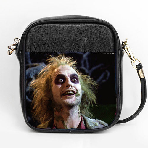 Beetlejuice Crossbody