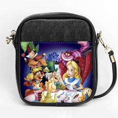 Alice in Wonderland Crossbody