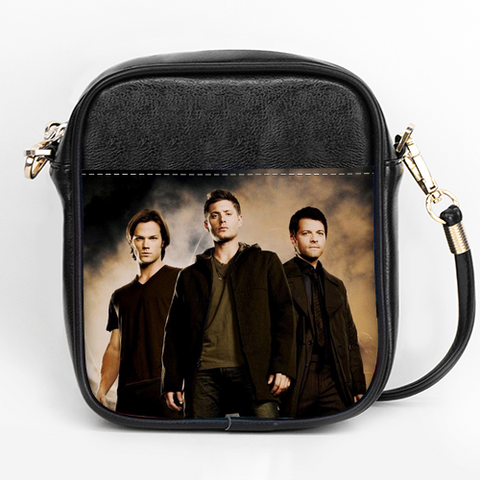 Two Hunters and an Angel Crossbody
