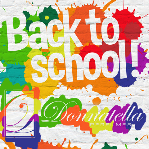 Back to School with Donnatella