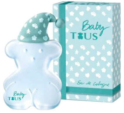Tous Baby by Tous - Eau De Cologne Spray 3.4 oz