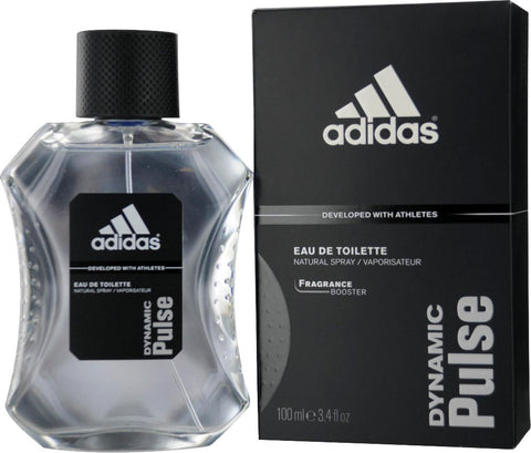 Adidas Dynamic Pulse - Eau De Toilette 3.4 oz. Spray