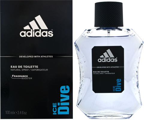Adidas Ice Dive - Eau De Toilette 3.4 oz. Spray