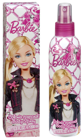 Barbie Body Fresh by Air-Val International, S.A. - Natural Spray 6.8 oz.