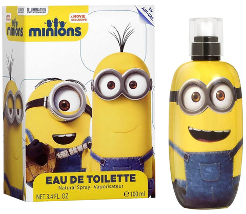 Minions by Disney - Eau De Toilette Spray 3.4 oz