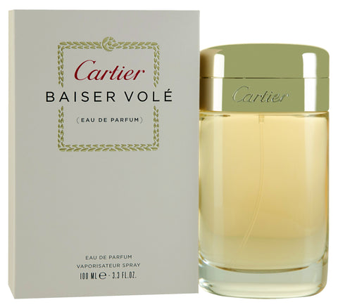 Cartier Baiser Vole by Cartier - Eau De Parfum Spray 3.3 oz
