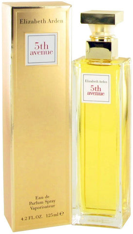 5th Avenue by Elizabeth Arden - Eau De Parfum 4.2 oz. Spray