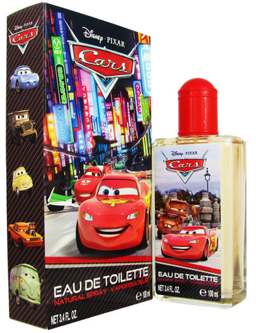 Disney Cars 2 by Disney - Eau De Toilette Spray 3.4 oz