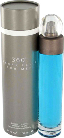360° for men by Perry Ellis - Eau De Toilette 3.4 oz. Spray