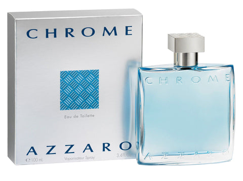 Chrome by Azzaro - Eau De Toilette Spray 3.4 oz