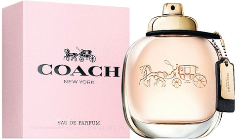 Coach Eau De Parfum Spray 3 fl oz