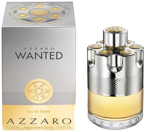 Wanted by Azzaro - Eau De Toilette Spray 3.4 oz