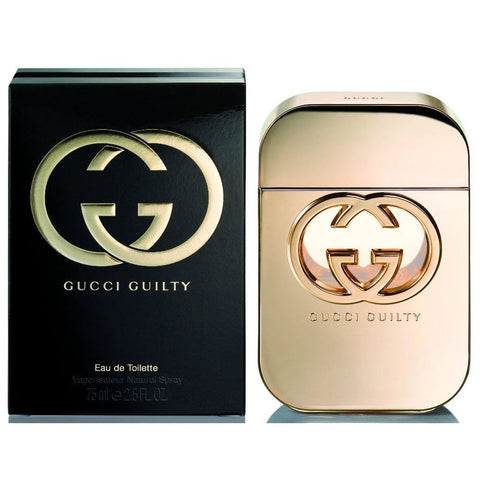 GUCCI GUILTY 2.5oz EDT WOMEN SPRAY
